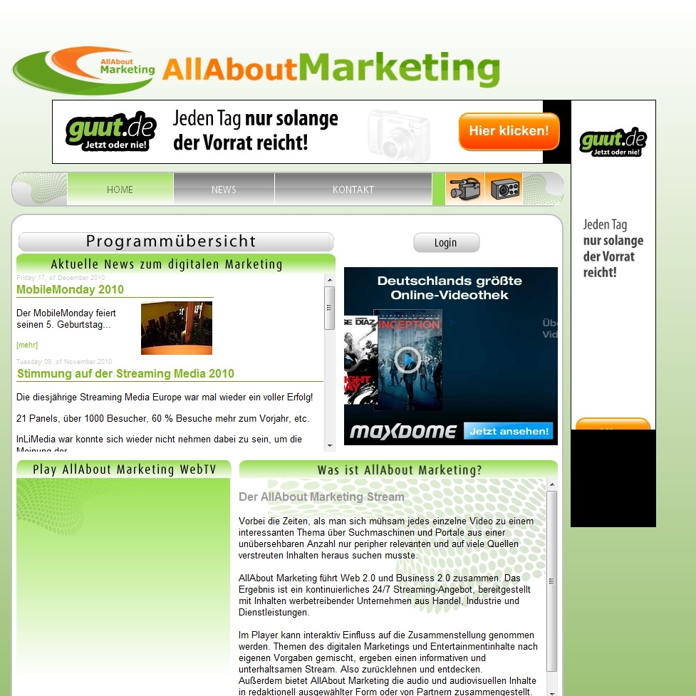 Allaboutmarketingcom Digital Builders Gmbh