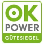 OK POWER GÜTESIEGEL